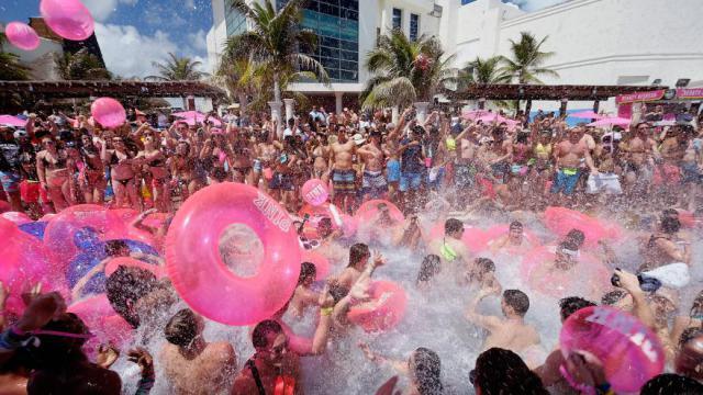 Cancun, un petit paradis au Mexique