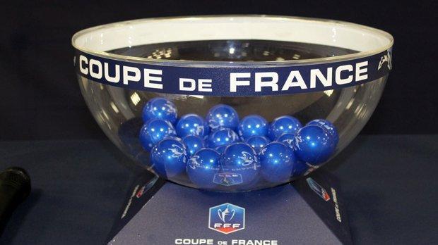 Le tirage au sort des 32es de finale de la coupe de France a eu lieu ce lundi soir.