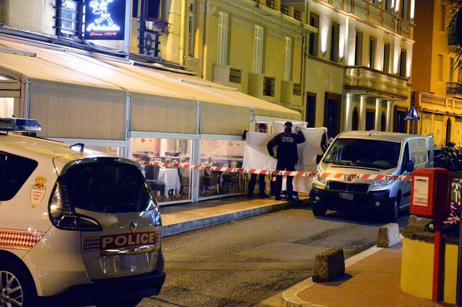 C'est un émoi terrible qui a saisi tout le personnel de ce restaurant de Monaco.