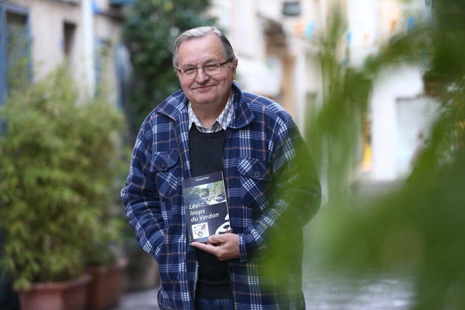 Gérard Piel présente son livre aujourd'hui à la Joie de lire à partir de 14h30.