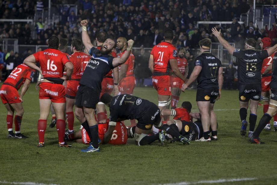 Les Toulonnais ont payé cher leur début de rencontre manqué. Le bonus défensif est un moindre mal...