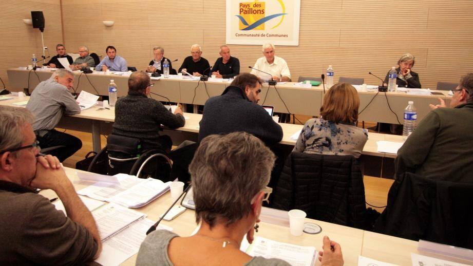 Toutes les délibérations présentées au conseil communautaire ont fait l'objet d'une belle unanimité.