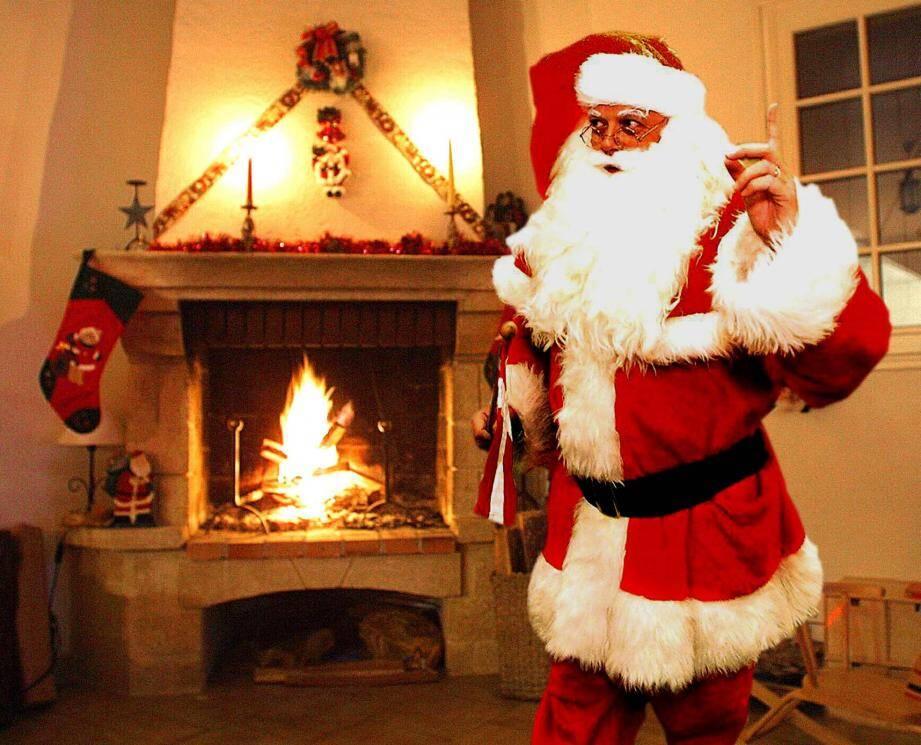 Avant la venue du Père Noël, les curieux pourront s'émerveiller à la médiathèque.
