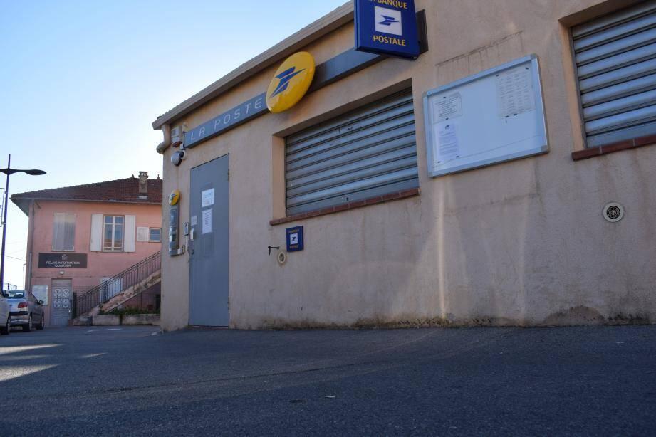 La Poste fermera… Mais les services seront maintenus à la mairie annexe.
