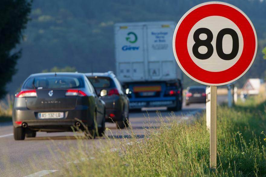 10km/h en moins sur les routes à deux voies? C'est pour bientôt.