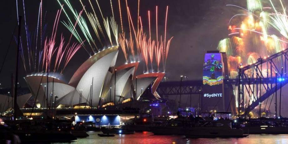 Sydney, lors du passage en 2017.