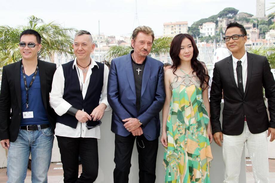 Son dernier Festival de Cannes, en 2009, pour le film de Johnny To, Vengeance.