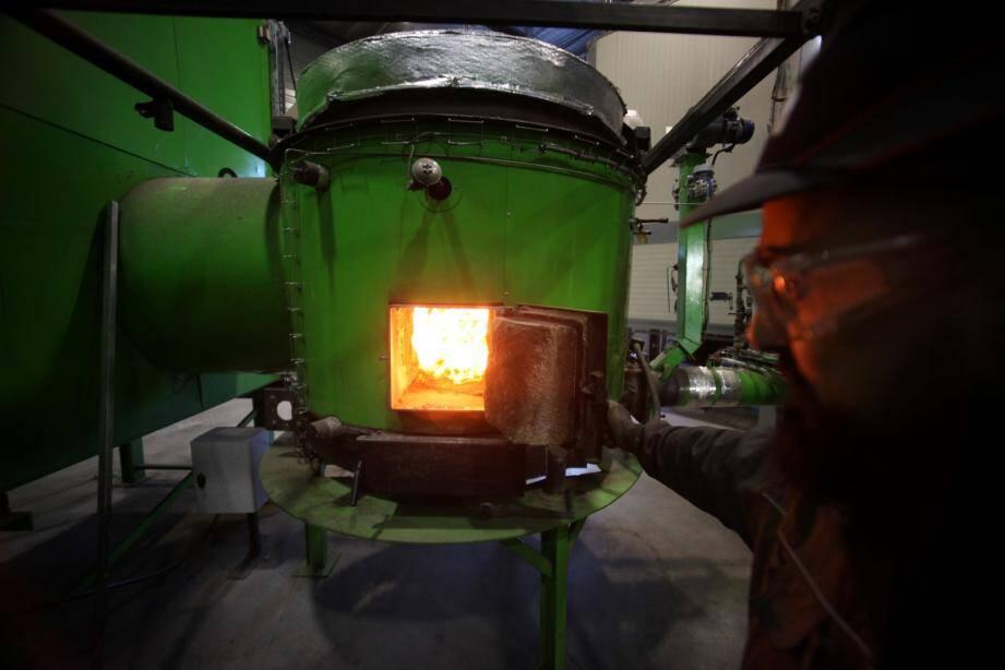 """La devise de Mini Green Power est simple: """"valoriser vos déchets végétaux en énergie""""."""