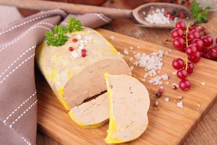 LA RECETTE DU JOUR. Inratable foie gras mi-cuit en terrine