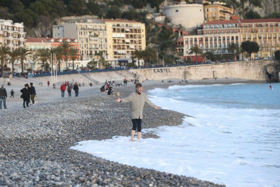 Les températures sont printanières ce jeudi sur la Côte d'Azur.