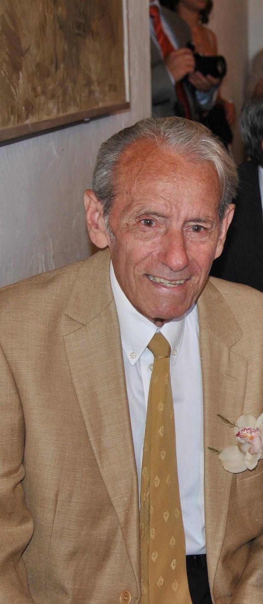 Jean Pumo avait 85 ans.(photo DR)