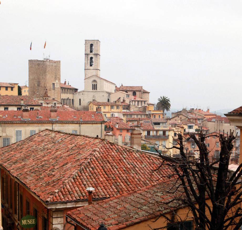 La communauté d'agglomération étend cette opération d'aide à l'amélioration des habitats privés anciens à tout son territoire (ici, Grasse).