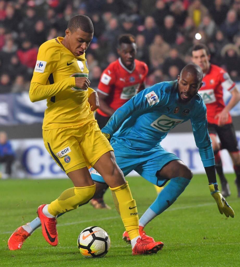 Mbappé et le PSG, impitoyables...