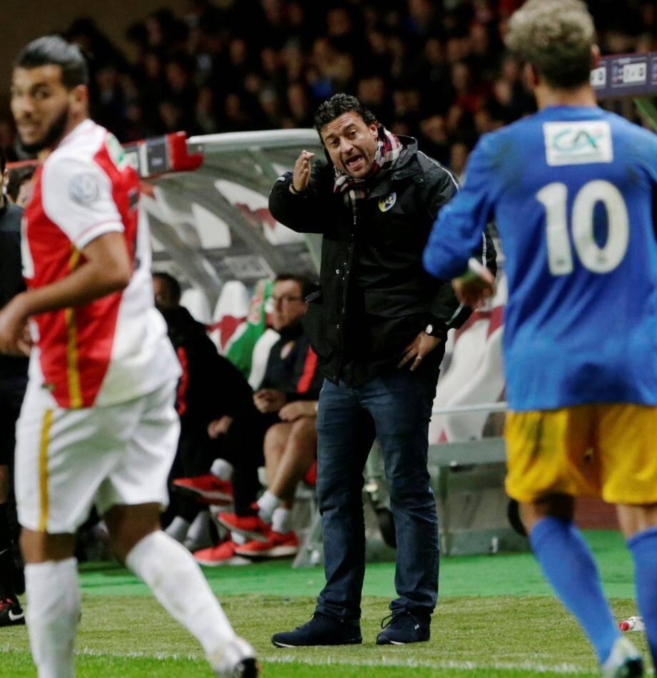 Le coach s'attend à un gros match.