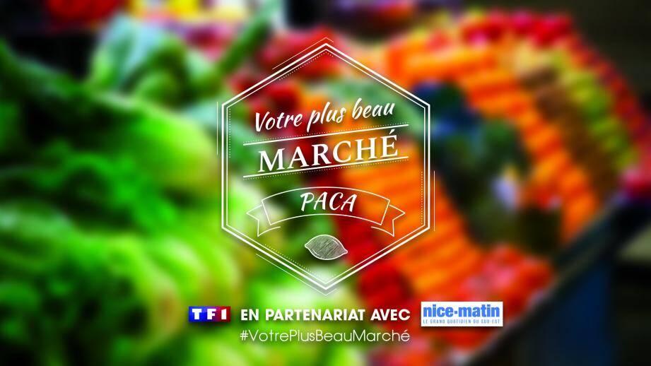 La cité marchande de Cagnes en lice pour décrocher le titre de plus beau marché de France.