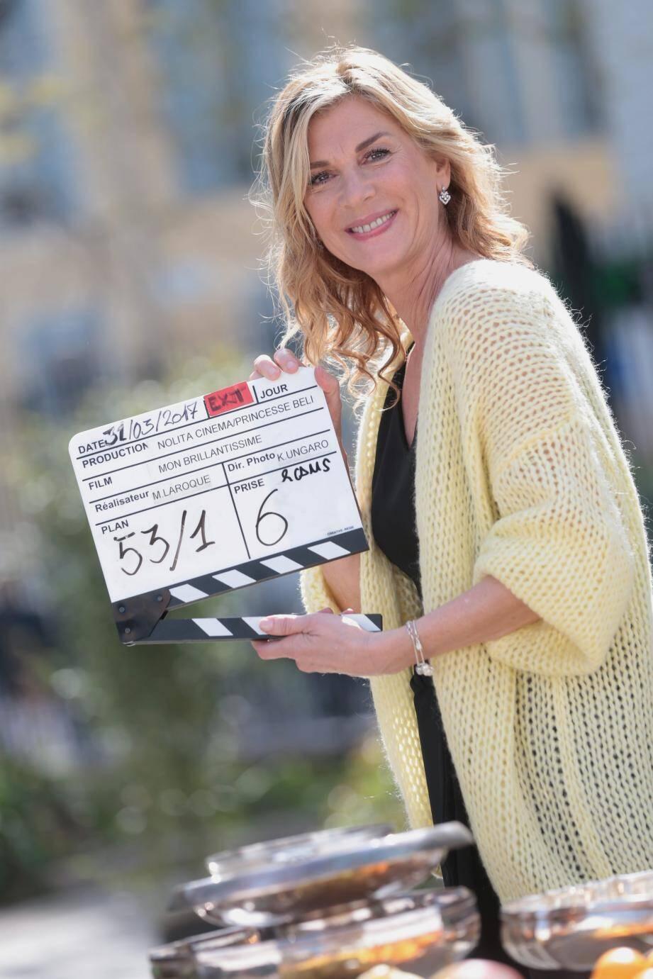 « Ce film est ma déclaration d'amour à Nice et aux Niçois. C'est la ville où j'ai grandi », a-t-elle confié.