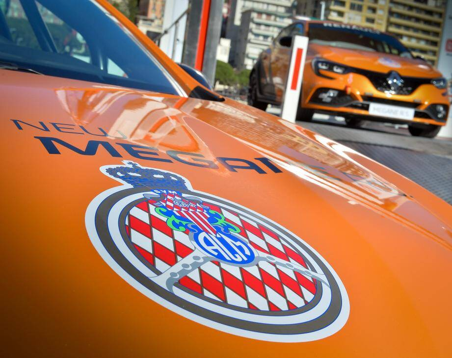 Le pilote de F1 Renault Carlos Sainz Jr sera présent lors du dernier jour du Rallye.