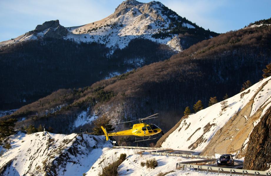 « L'an dernier au mois de mars, nous sommes partis deux jours en repérage pour voir des spéciales dans les conditions hivernales. Cela nous a permis, par la suite, d'en sélectionner une pour ce 86e Rallye. Il s'agit de celle entre Vaumeilh et Claret (dans les Alpes-de-Haute-Provence) », indique Christian Tornatore, directeur du Rallye Monte-Carlo.