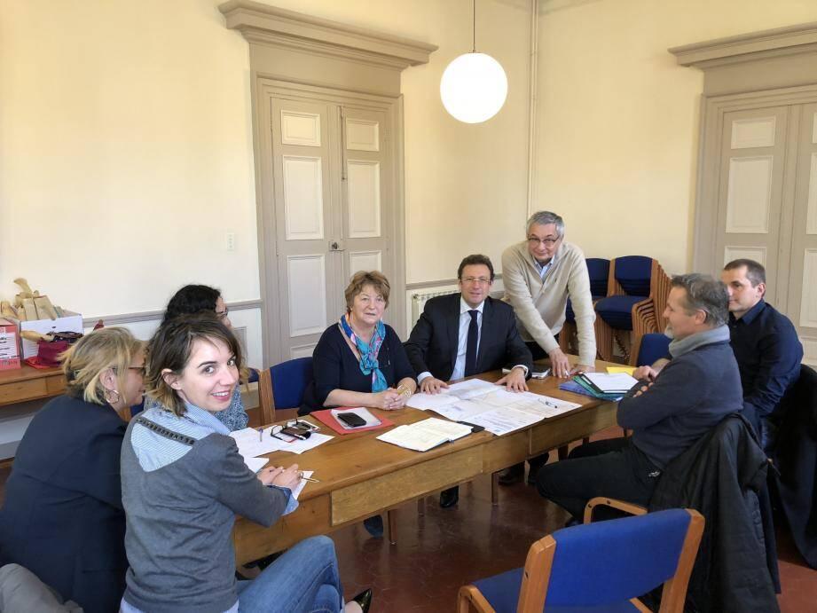 Déjà expérimentée dans la compétence « déchetterie », la commune a été choisie par l'intercommunalité pour mettre en place de nouveaux projets de réhabilitation des déchets.