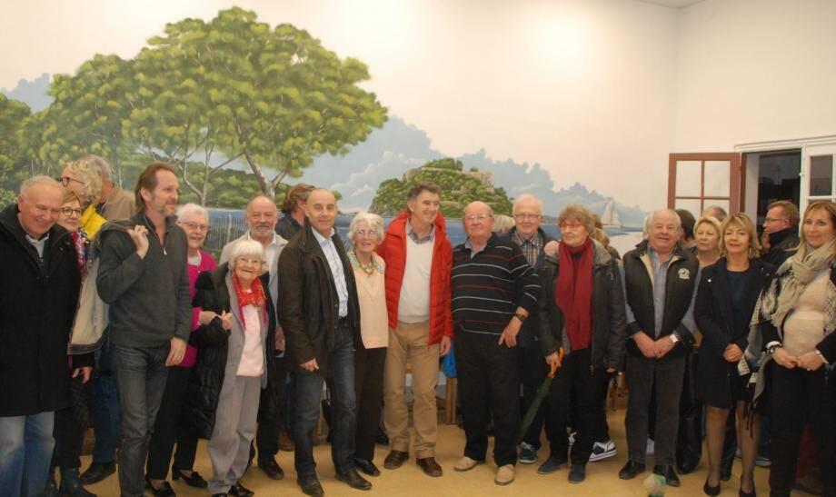 Le maire François Arizzi a présenté ses vœux aux habitants de Cabasson.