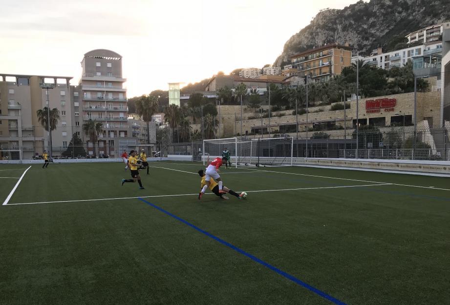 L'ASM a joué avec les tripes face au Pontet.