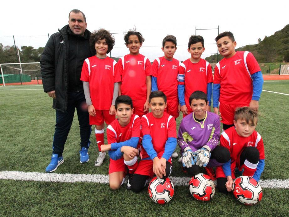 Hamid Moussaoui (à gauche), un éducateur de grande qualité.
