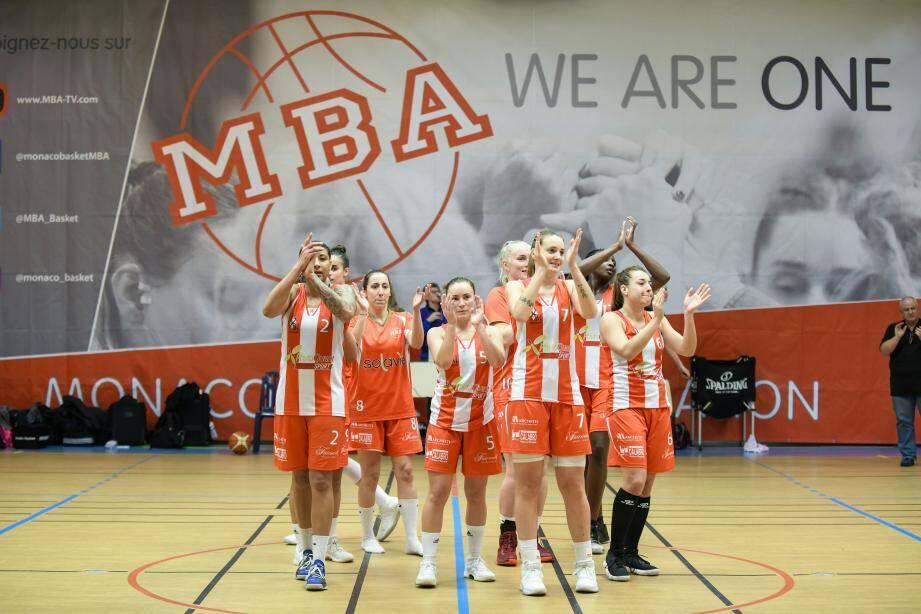 Le MBA s'est fait peur mais repart de Paris avec la victoire.