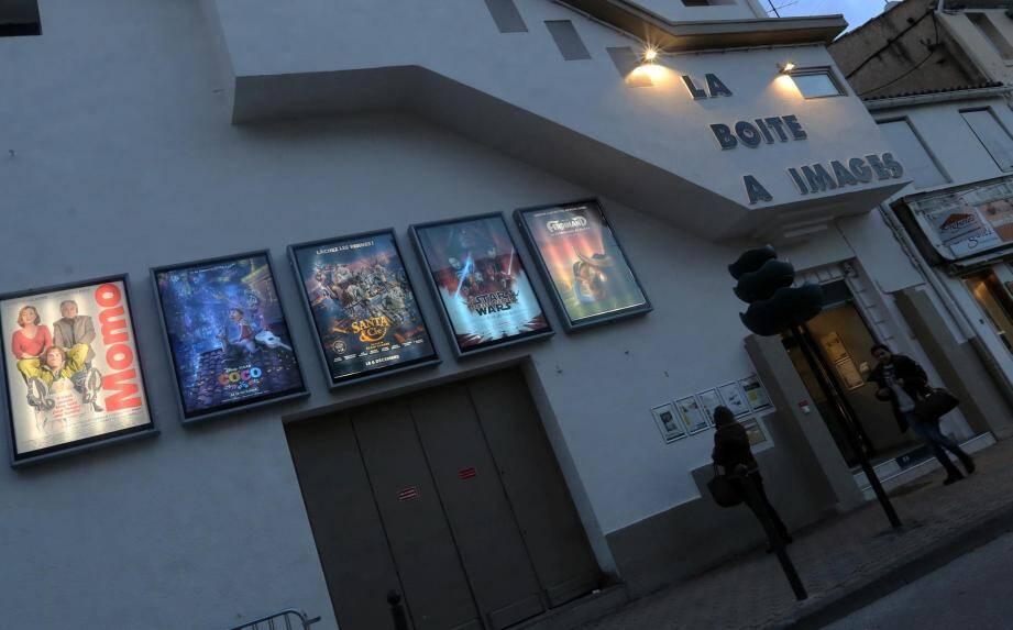 À Brignoles, la Boîte à images a enregistré 45 866 tickets d'entrée sur l'année 2017.