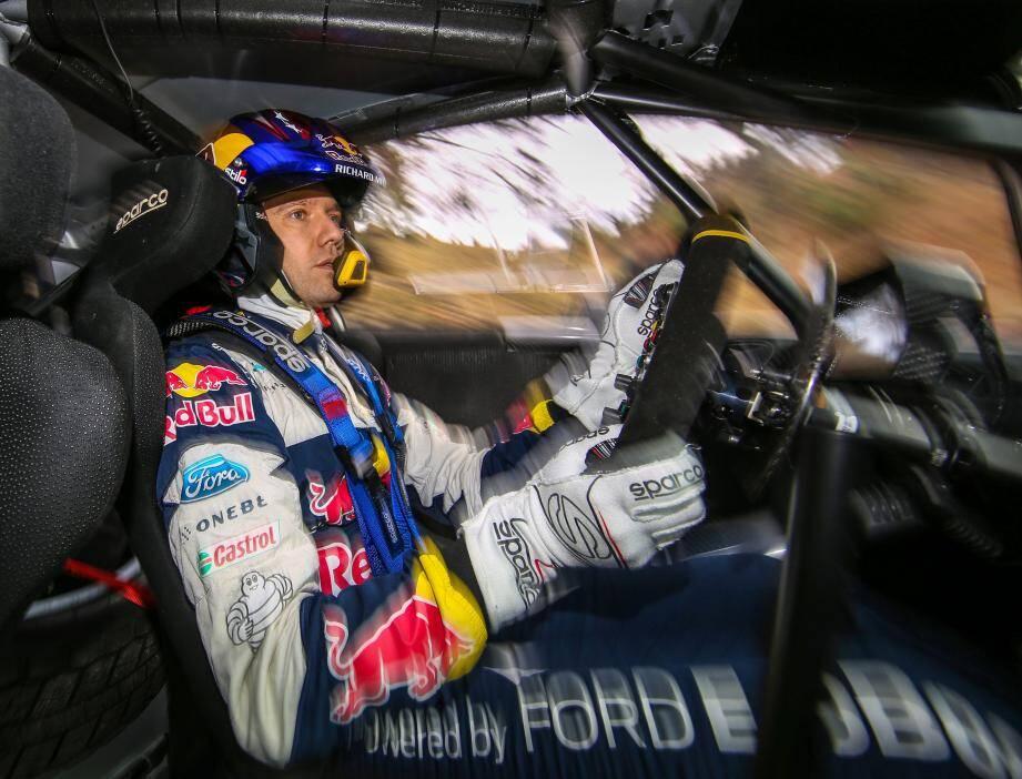 Sébastien Ogier reprend aujourd'hui le volant de la Ford Fiesta WRC n°1 avec un double objectif en tête : prolonger son règne aux palmarès du Rallye Monte-Carlo et du championnat du monde.
