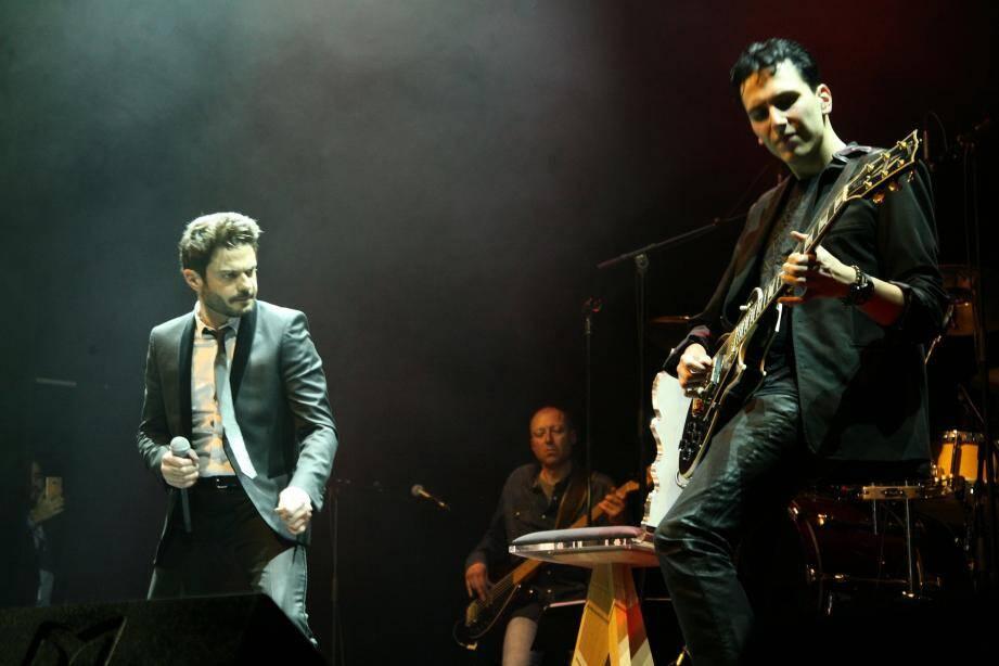 Gregory Bakian chantera le 2 février prochain au Grand Casino de Bandol, où tous ceux qui l'apprécient sont attendus.