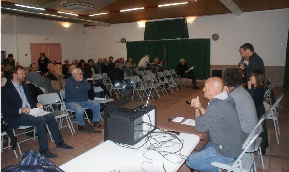 Les dirigeants du Moulin de La Roque ont présenté aux adhérents les résultats de l'année écoulée, et annoncé un recrutement, cette année, pour la direction générale de l'entreprise.