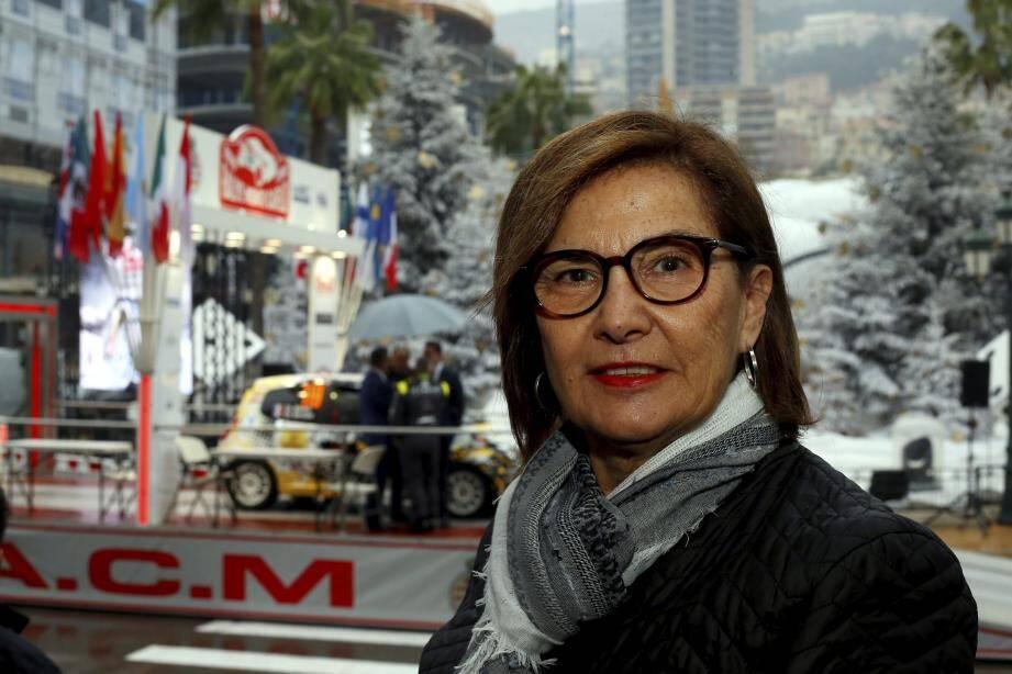 Michèle Mouton : « Plutôt que d'être clouée dans un bureau, je préfère parcourir toutes les spéciales en voiture avant la course. Même si là, je suis assise dans le siège de droite... »