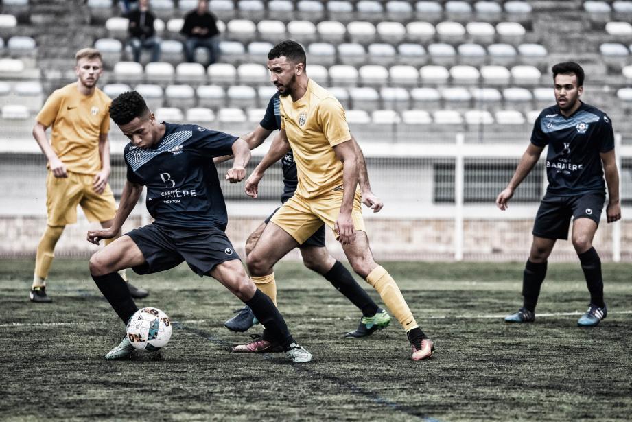Le Rapid de Menton accueille le SC Toulon II, troisième du championnat.