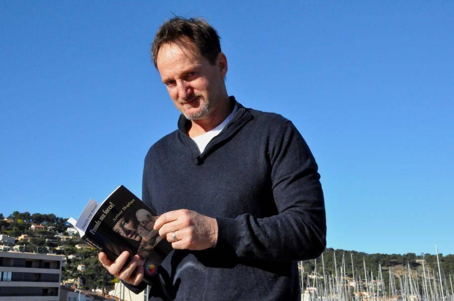 Le dernier polar d'Arthur Hopfner sort en librairie cette semaine.