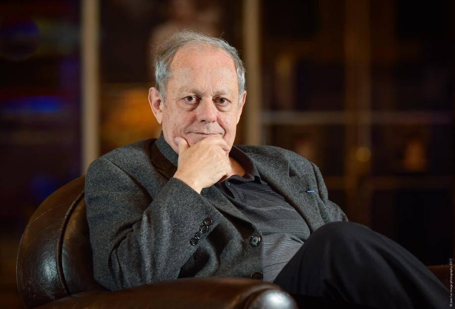 Jean-Paul Commin, co-auteur du livre Kirikou et après, 20 ans de cinéma d'animation en France.