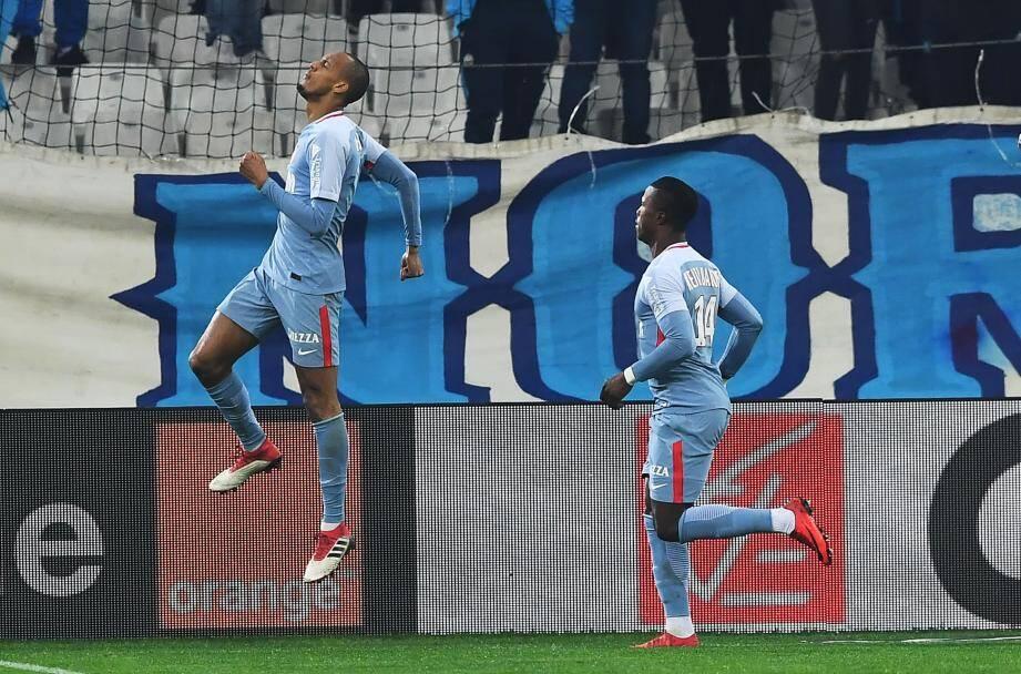 Grâce à un but exceptionnel de Fabinho en seconde période, Monaco a arraché un point du Vélodrome.