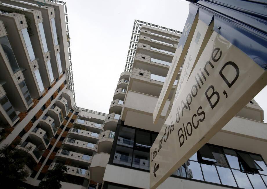 Les résidents des blocs B et D de la résidence domaniale ont presque tous déménagé.
