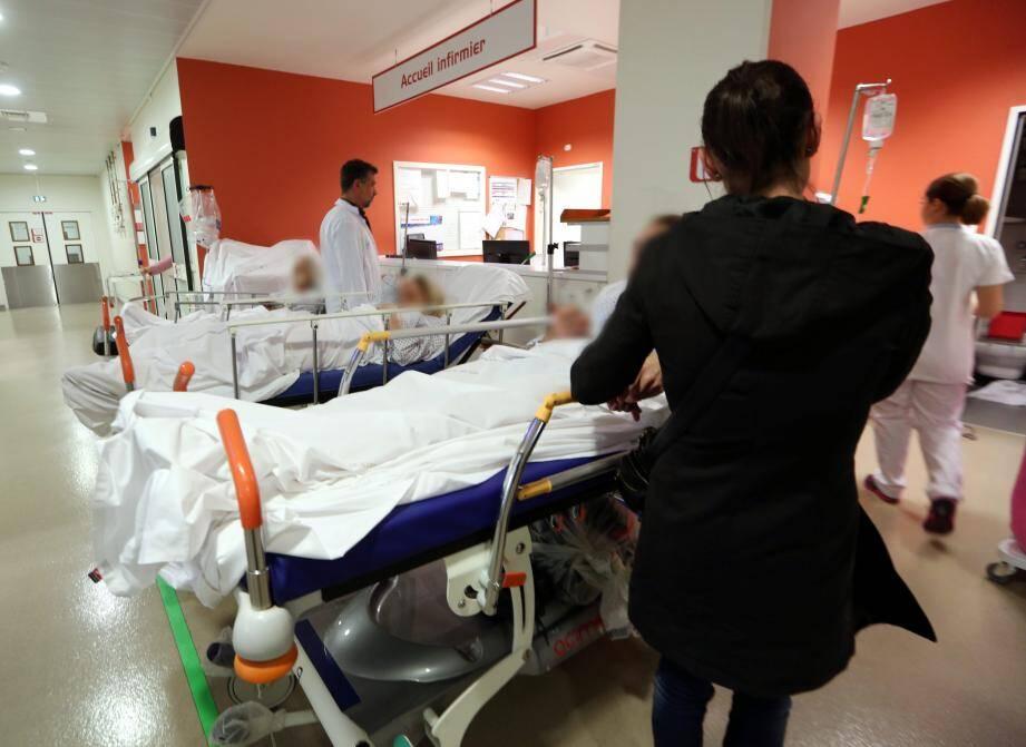 Épidémie de grippe sur la Côte d'Azur