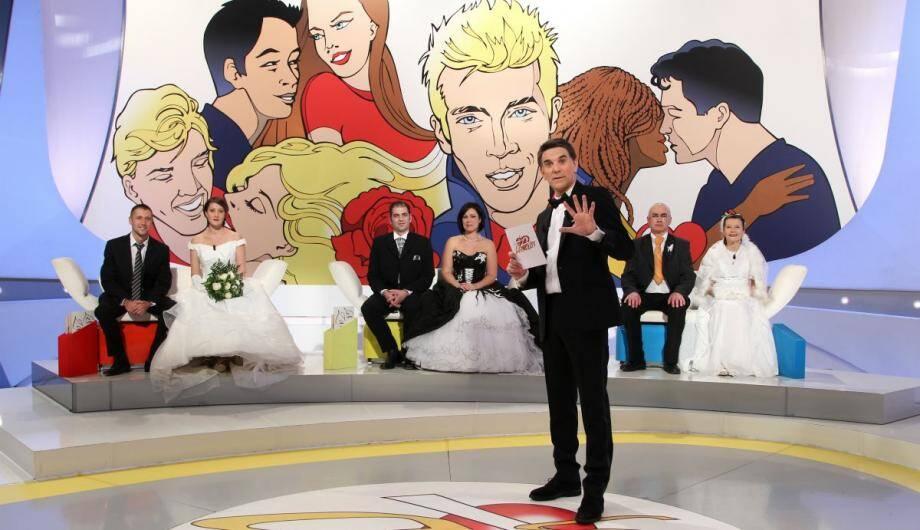 Des couples azuréens participeront bientôt à l'émission de France 2 Les Z'amours. Ce sera sans l'animateur Tex, licencié pour une blague douteuse.