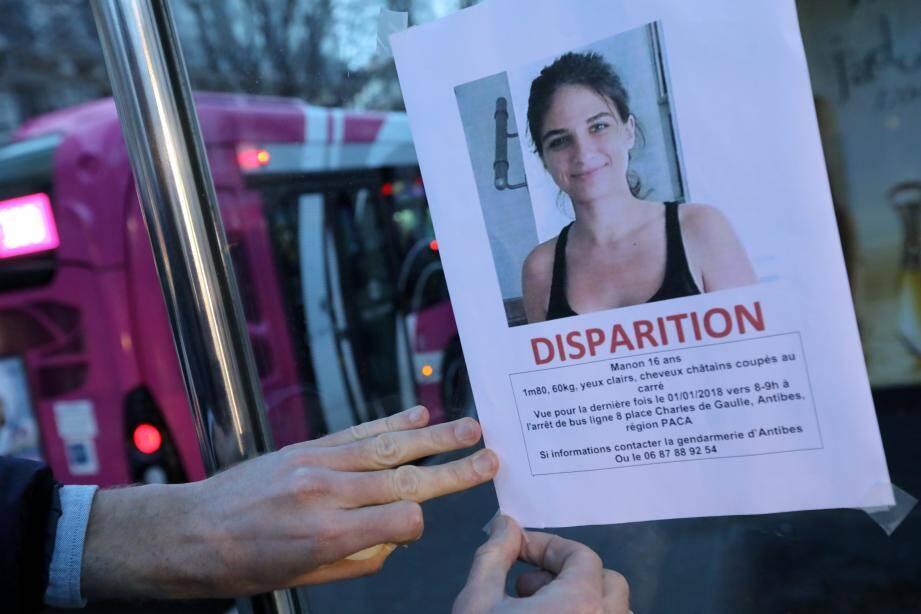 Manon Lovera a été retrouvée saine et sauve.