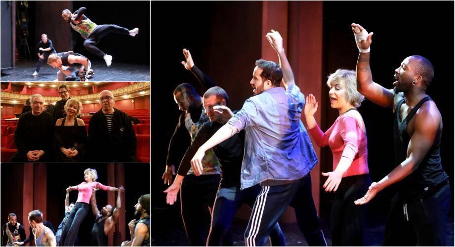 """La première représentation de la comédie musicale """"Wonderful Town"""" aura lieu vendredi soir à Toulon"""