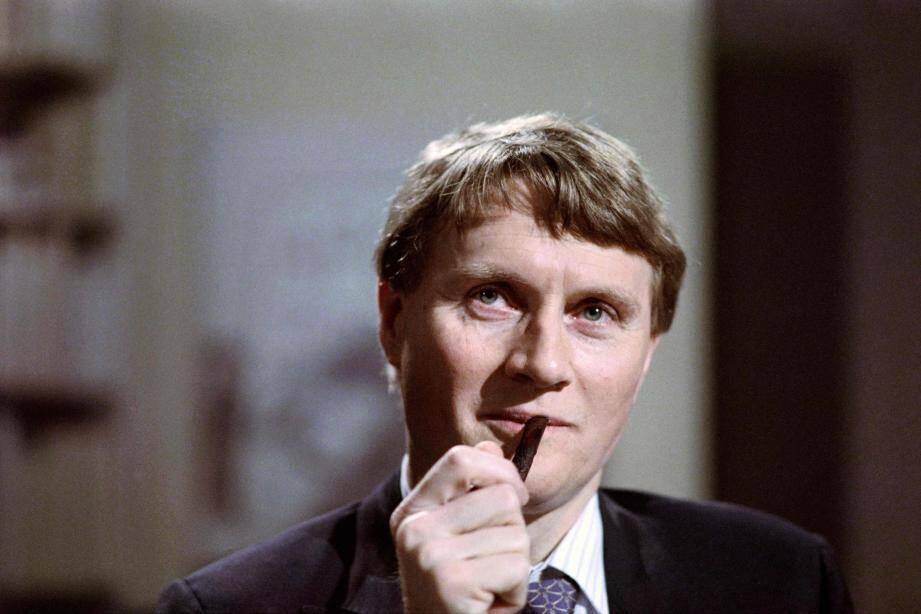 Alain Devaquet en 1988.