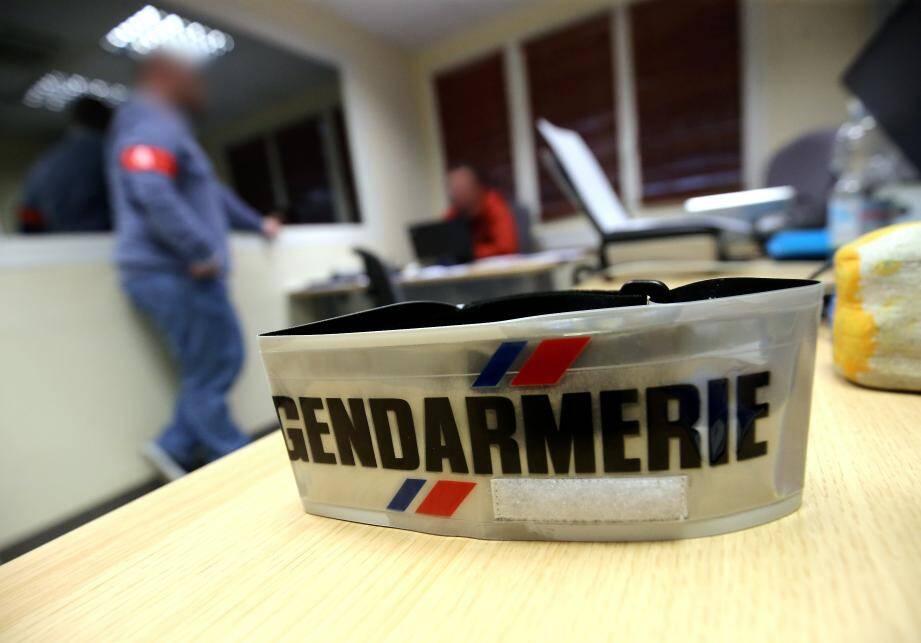 Le suspect s'est montré violent pendant sa garde à vue à la gendarmerie de Cap-d'Ail.