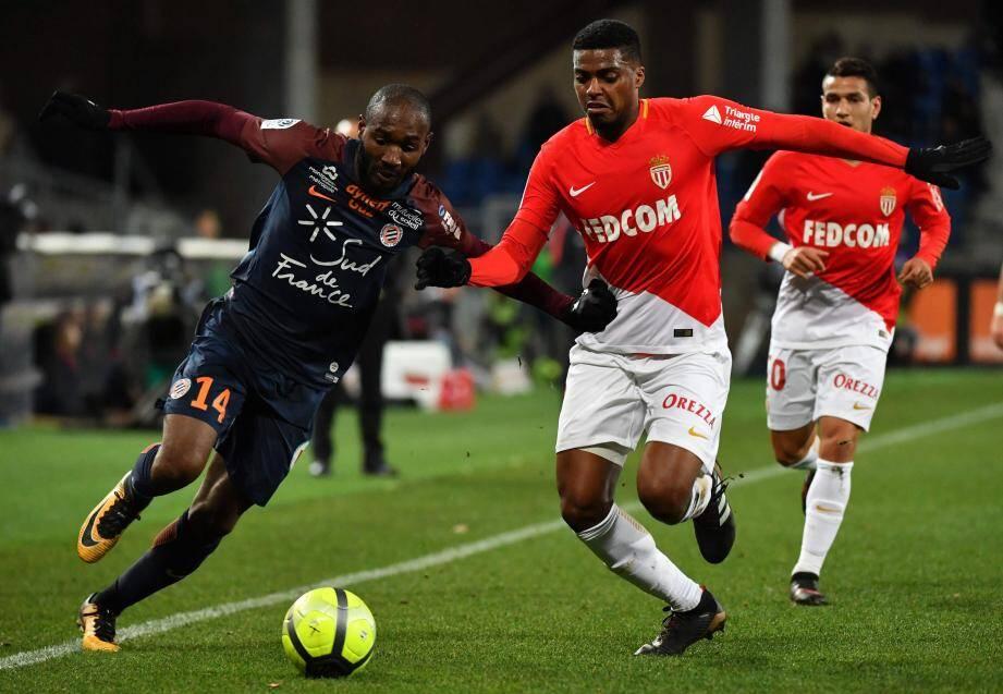 L'AS Monaco n'a pas fait mieux que le nul contre Montpellier.