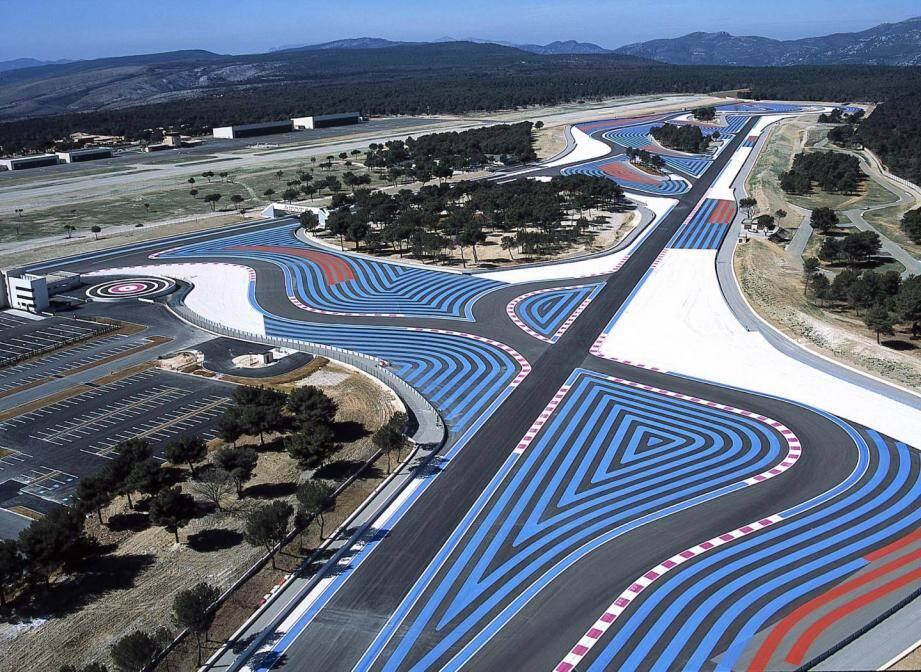 Dix ans après le dernier Grand Prix à Magny-Cours, la Formule 1 revient en France et ce sera au Castellet. (D.R.)