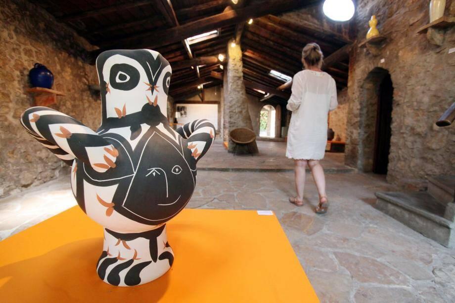 L'art aura une place de choix dans le bassin antibois en 2018.