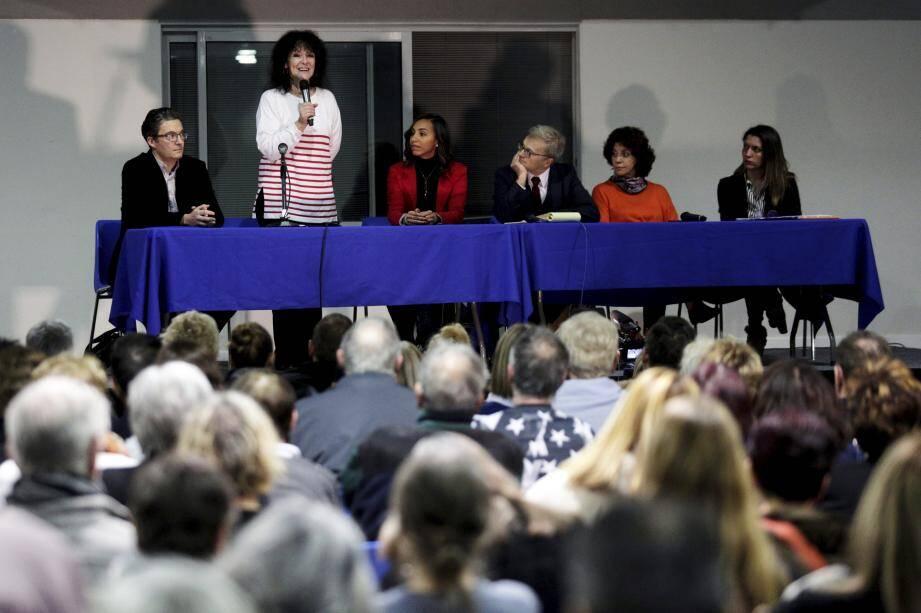 Trois cents personnes venues de tout le Sud-Est de la France ont beaucoup appris lors de la réunion d'information organisée par le collectif Levothyrox Sud Provence Corse.