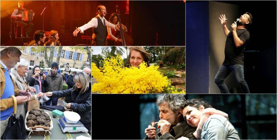 Les événements à ne pas manquer ce week-end dans le Var
