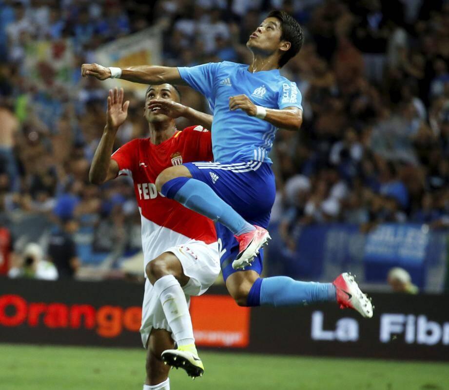Au match aller, Monaco avait corrigé l'OM 6-1.