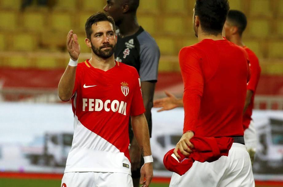 Joao Moutinho, homme du match.